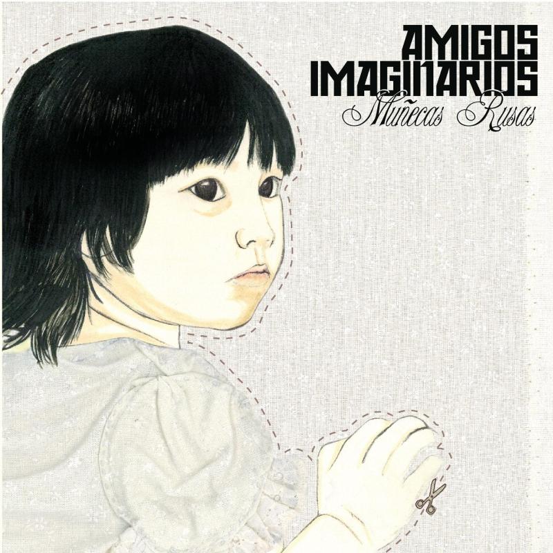 Amigos Imaginarios - 'Muñecas rusas' (LP - Vinilo)