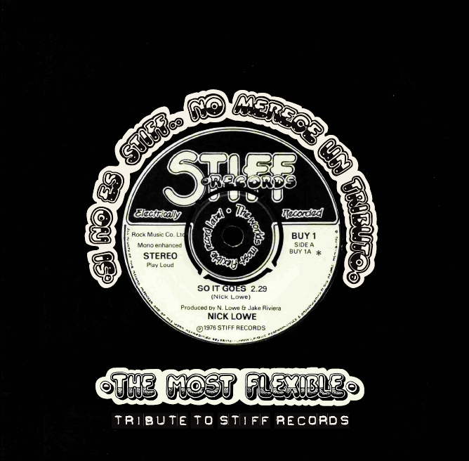 Varios - 'Si no es Stiff no merece un tributo' (CD)