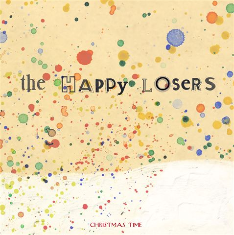The Happy Losers - 'Christmas Time' (CD)