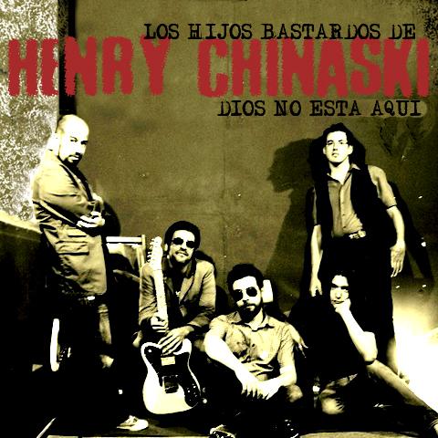 Los Hijos Bastardos de Henry Chinasky - 'Dios no está aquí' (CD)