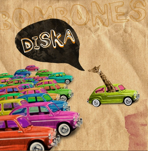 Bombones - 'Diska' (MP3 - 320 kbps. Descarga Digital)