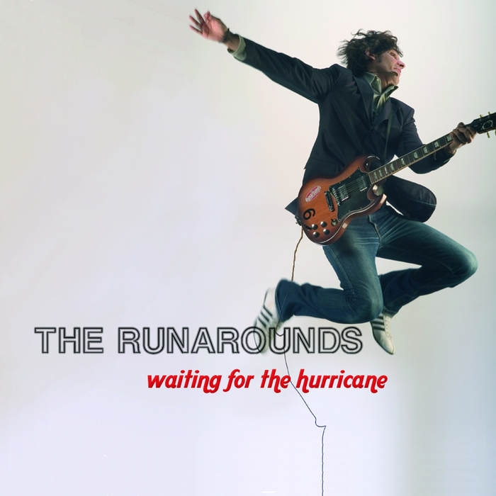 The Runarounds - 'Waiting for the hurricane'  (CD)