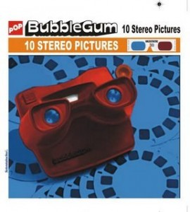 Bubblegum - '10 stereo Pictures' (CD)