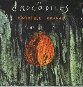 Crocodiles - 'Horrible orange ' (LP-Vinilo)