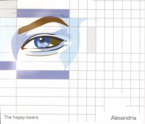 The Happy Losers - 'Alexandria' (CD)