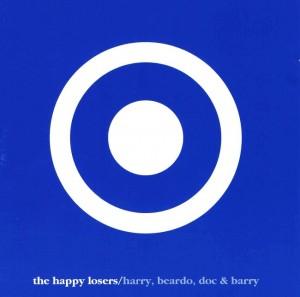 The Happy Losers - 'Harry Beardo Docand Barry ' (CD)