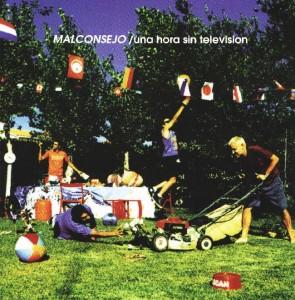Malconsejo - 'Una hora sin TV ' (LP-Vinilo)
