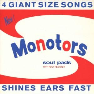 Monotors - 'Half minute (Sg)' (7'' vinilo + Fanzine Rock Indiana nº2)