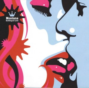 Montana - 'Bubblegum love' (CD)