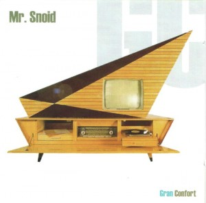 Mr. Snoid - 'Gran confort' (CD)