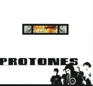 Protones - 'Protones' (MP3 - 320 kbps. Descarga Digital)