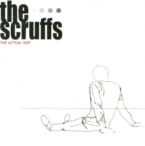 The Scruffs - 'The actual size' (CD)