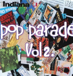 Varios - 'Pop parade vol II' (CD)