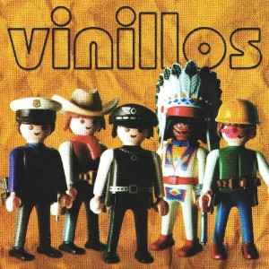 Vinillos - 'Vinillos' (MP3 - 320 kbps. Descarga Digital)
