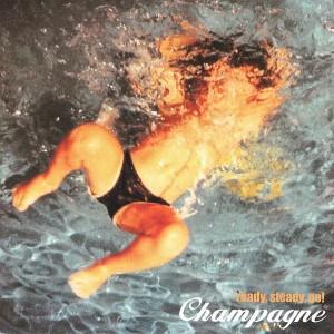Champagne - 'Ready steady go' (CD)