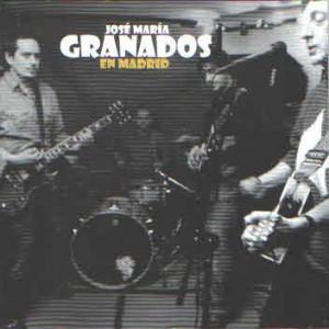 Jose Maria Granados - 'En Madrid' (CD)