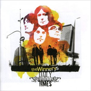 Winnerys - 'Daily urban times' (CD)