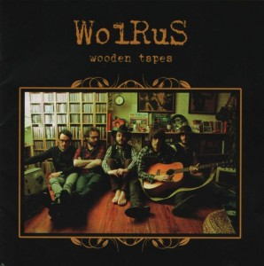 Wolrus - 'Wooden tapes' (CD)