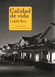 Lukah Boo - 'Calidad de vida' (LIBRO + CD)