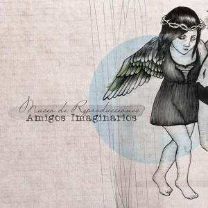 Amigos Imaginarios - 'Museo de Reproducciones' (LP - Vinilo)