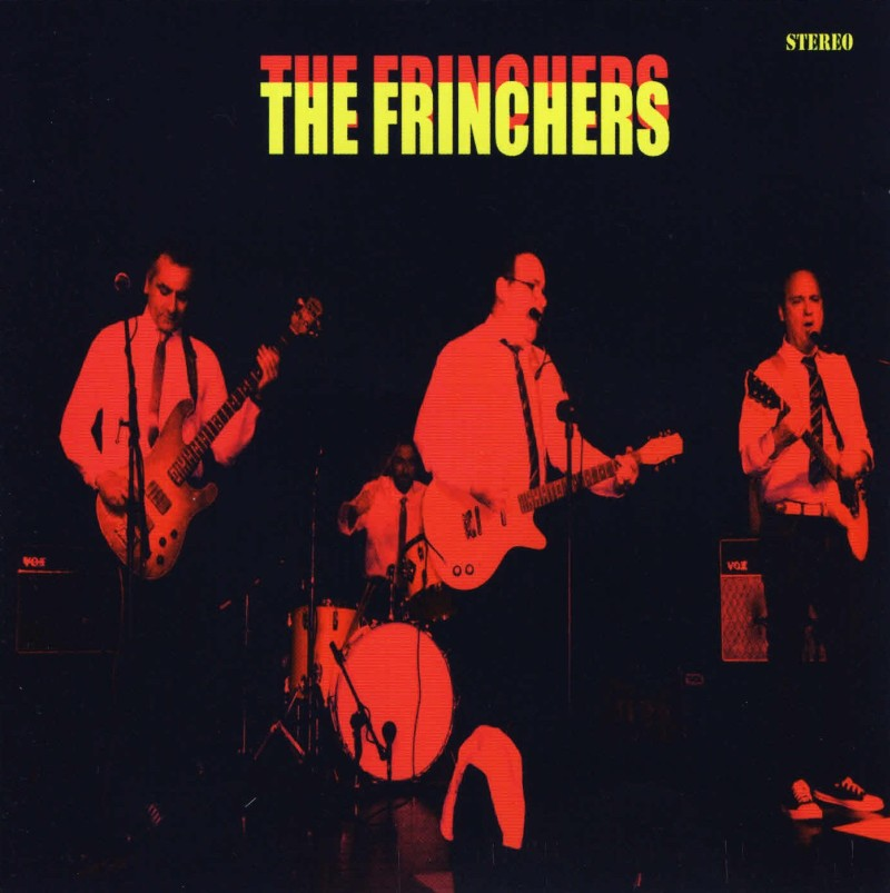 The Frinchers – 'The Frinchers' (CD)