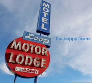The Happy Losers - 'Travelling Band' (CD)