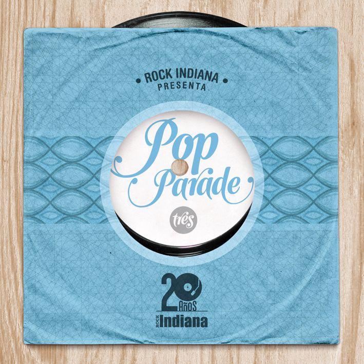 Varios - 'Pop Parade. Volumen 3' (CD)