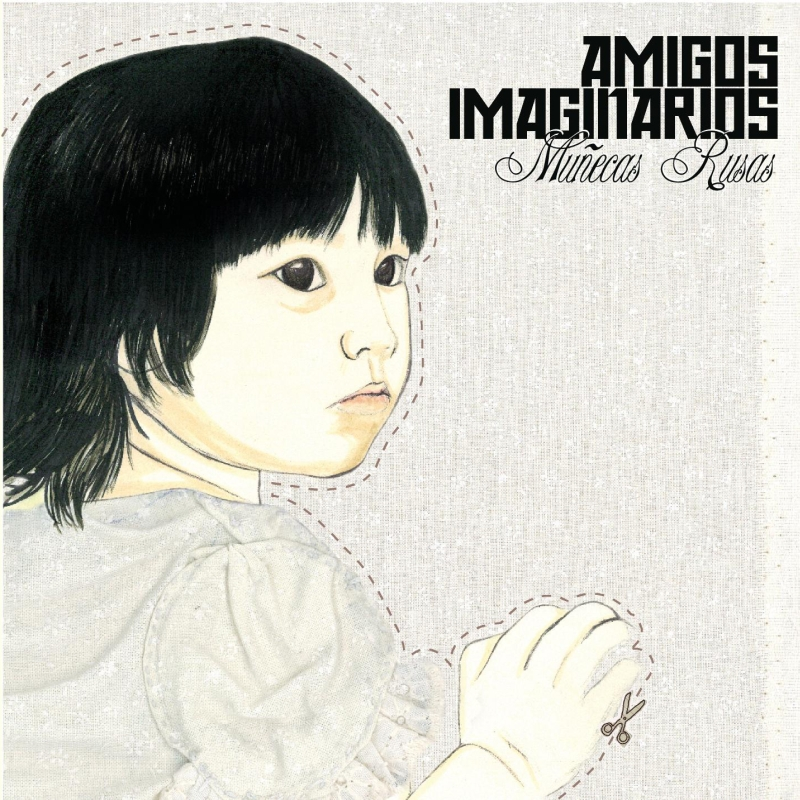 Amigos Imaginarios - 'Muñecas rusas' (MP3 - 320 kbps. Descarga Digital)
