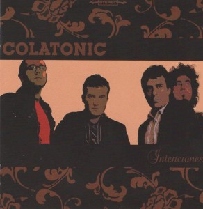 Colatonic - 'Intenciones' (CD)