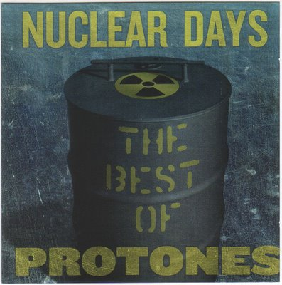 Protones - 'Nuclear Days. The Best of Protones' (CD)