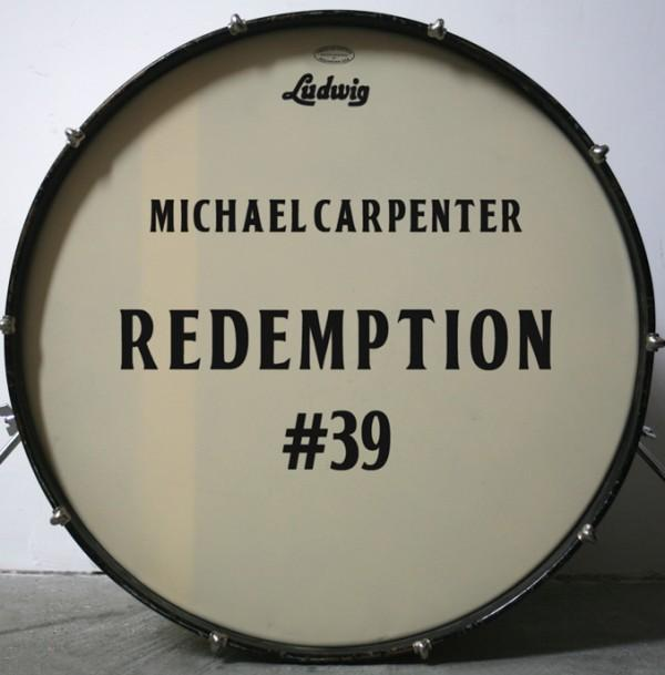 Michael Carpenter - 'Redemption #39' (CD)