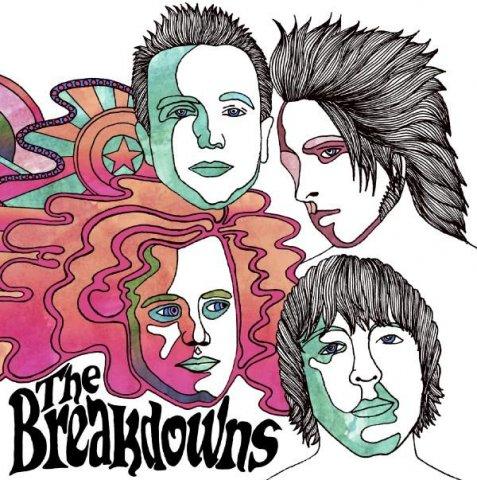The Breakdowns - 'The Breakdowns' (CD)