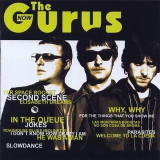 The Gurus - 'Now' (CD)