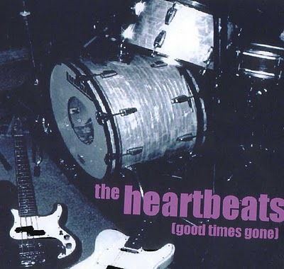 The Heartbeats - 'Good times gone' (CD)