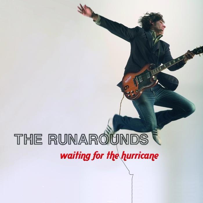 The Runarounds - 'Waiting for the hurricane'  (CD)