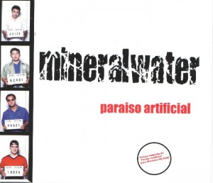Mineralwater - 'Paraiso artificial (sg)' (CD)