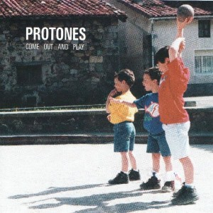 Protones - 'Come out and play' (CD)