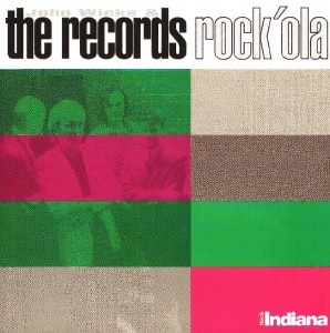 The Records - 'Rockola' (CD)