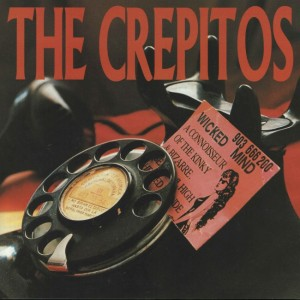 The Crepitos - 'Wicked Mind (Sg)' (7'' vinilo + Fanzine Rock Indiana nº3)
