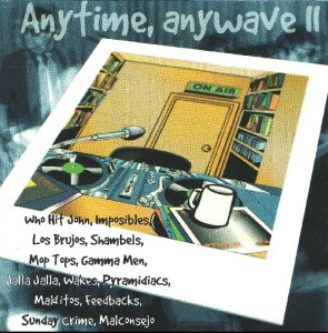 Varios - 'Any time anywave vol II' (CD)