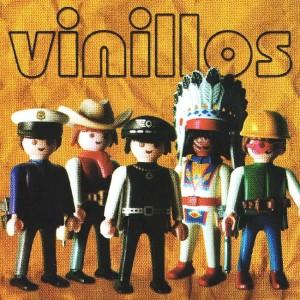 Vinillos - 'Vinillos' (CD)