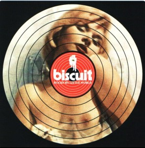 Biscuit - 'Rocks my little world' (CD)