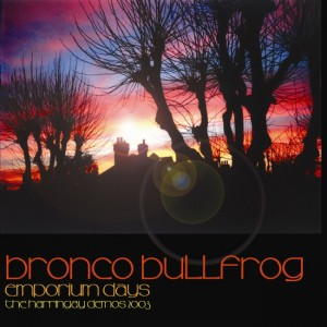 Bronco Bullfrog - 'Emporium days' (CD)