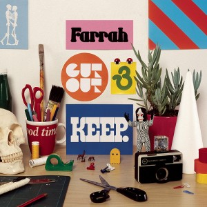 Farrah - 'Cut out & keep' (CD)