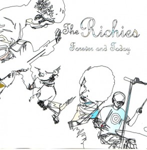 The Richies - 'Richies' (CD)