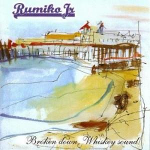 Rumiko Jr - 'Broken down whiskey sound' (CD)