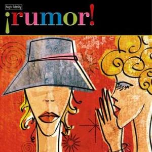 Rumor - 'Rumor' (CD)