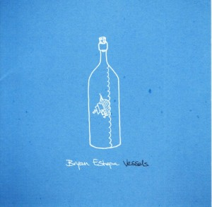 Bryan Estepa - 'Vessels' (CD)