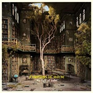 Fountains Of Wayne - 'Sky full of holes' (CD)