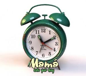Mamá - 'Sólo por hoy' (CD)